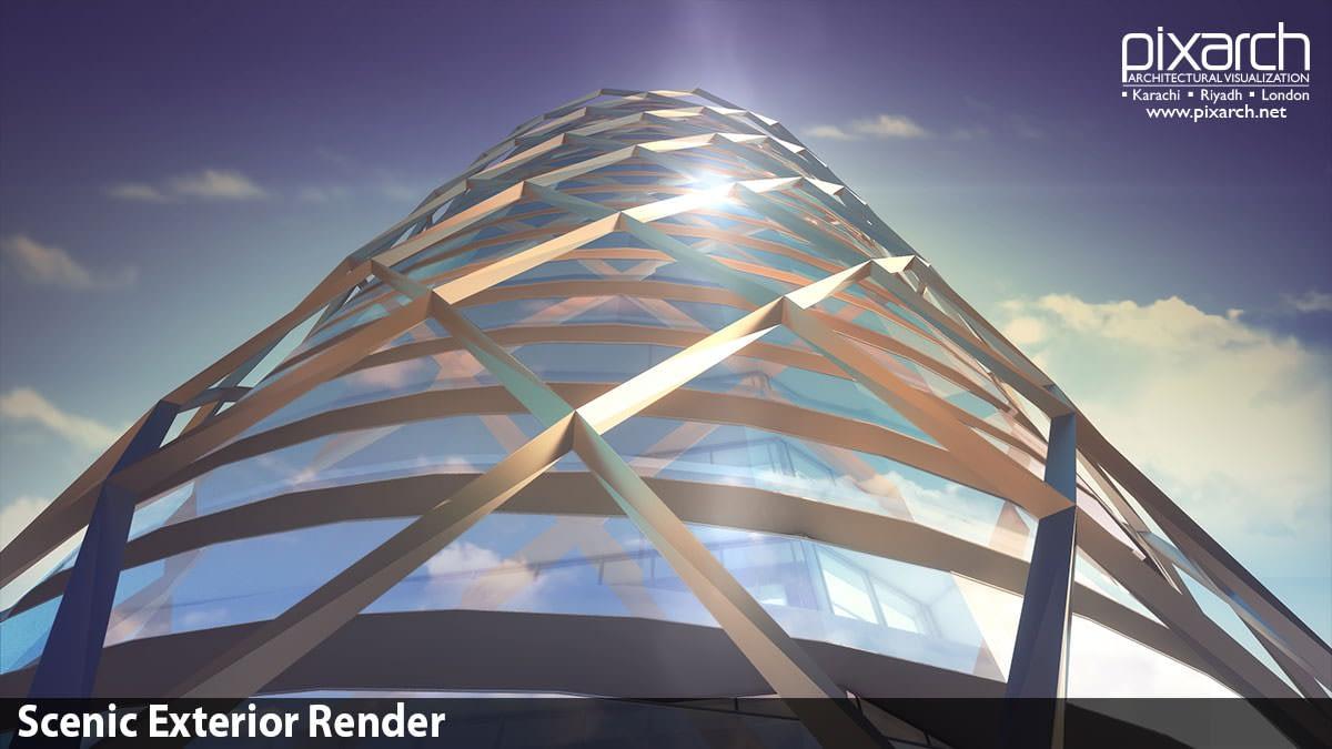 Scenic-Exterior-Render