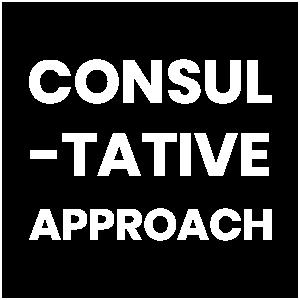 Consultative approach