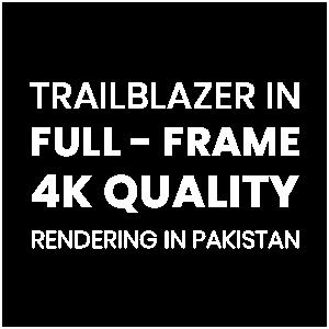 Trailblazer in full frame