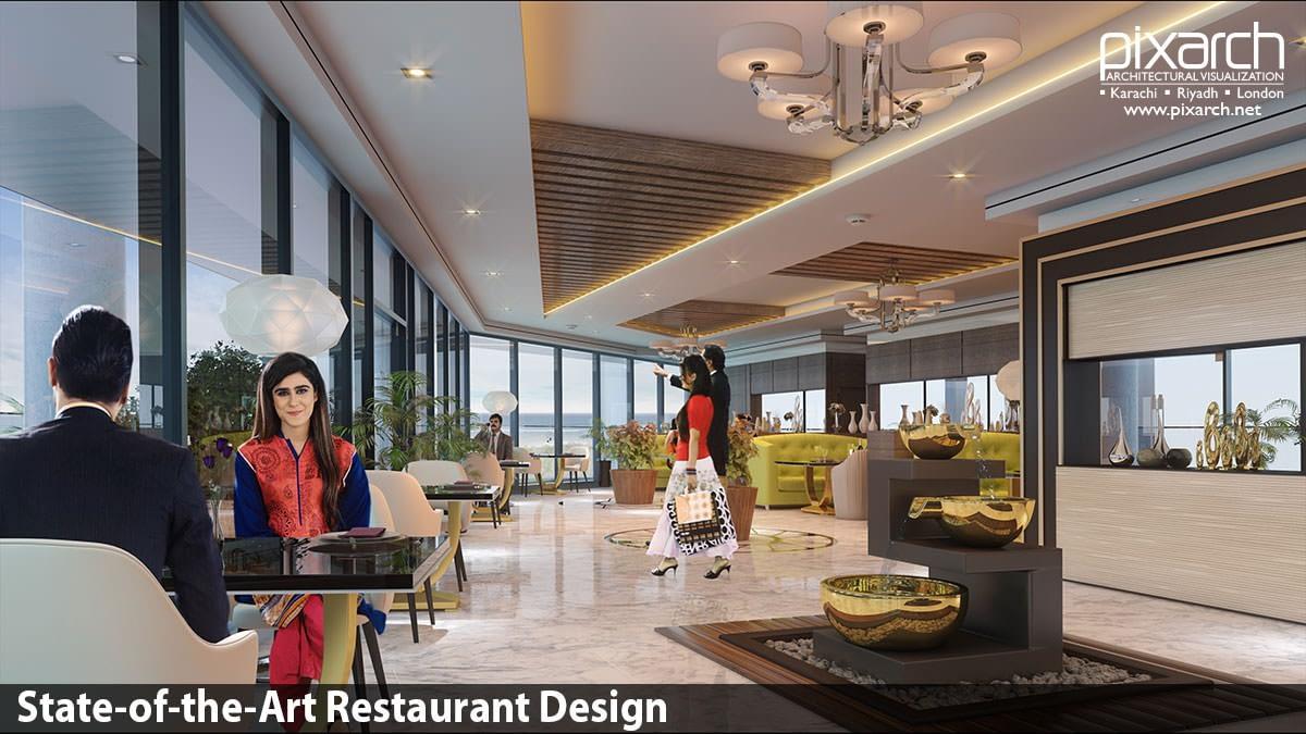 State-of-the-Art-Restaurant-Design