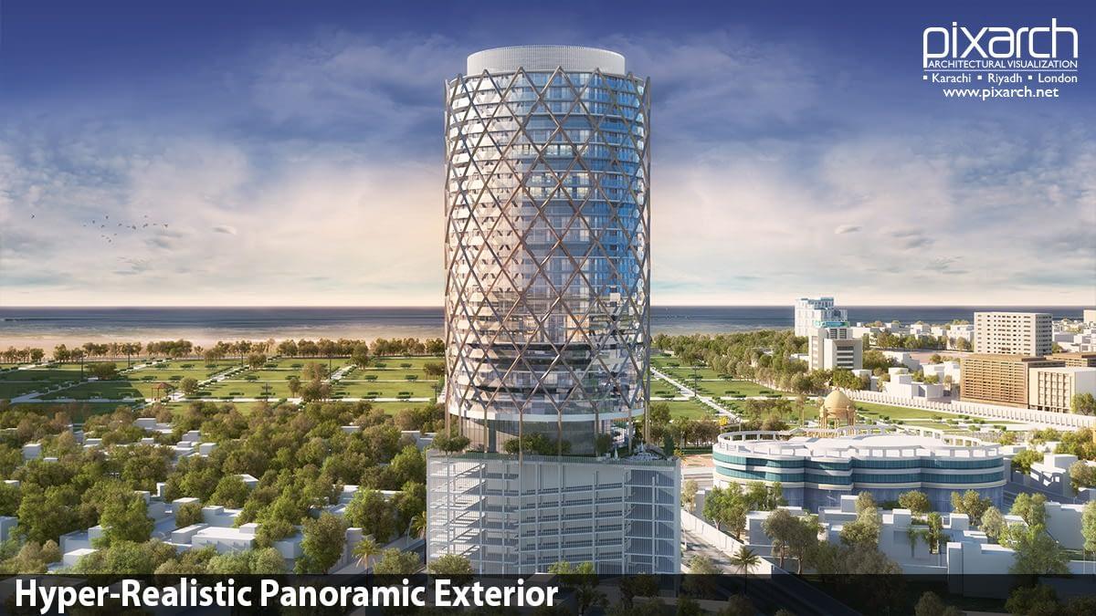 Hyper-Realistic-Panoramic-Exterior