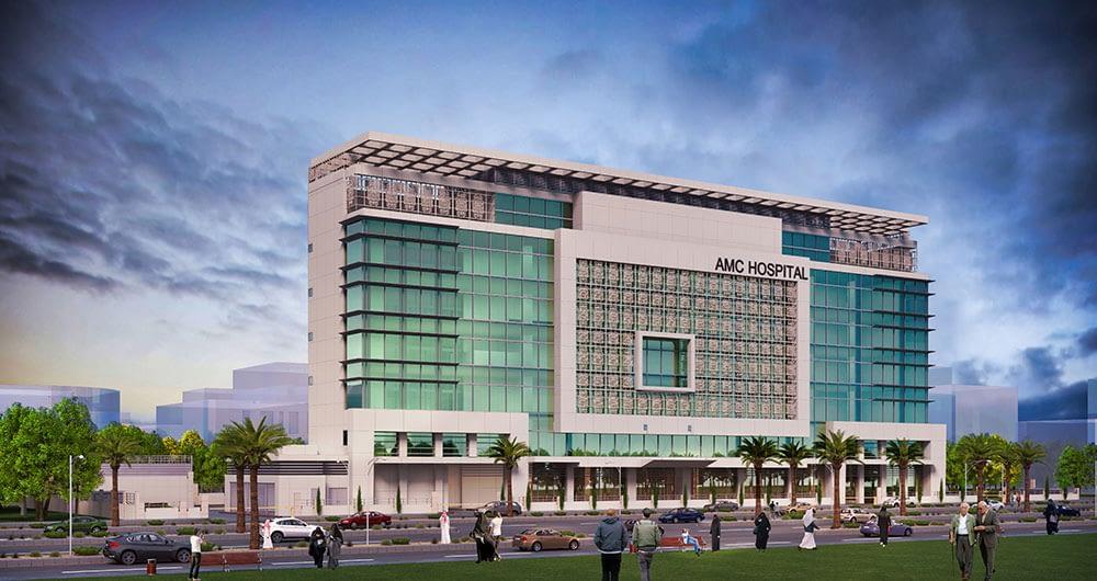amc hospital | Pixarch