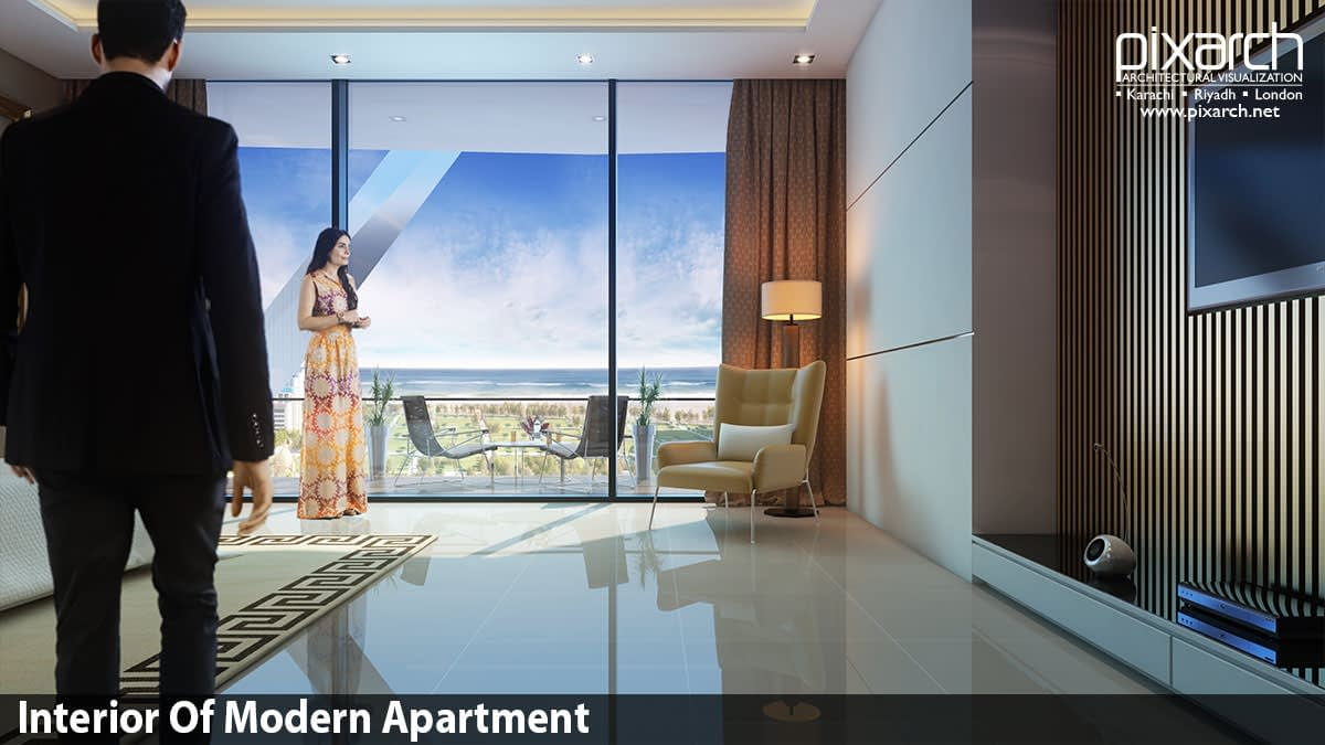 Interior-Of-Modern-Apartment