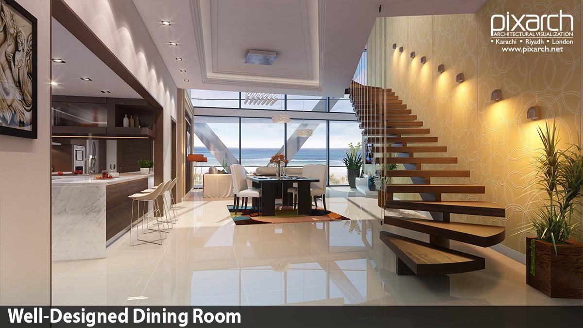Well-Designed-Dining-Room
