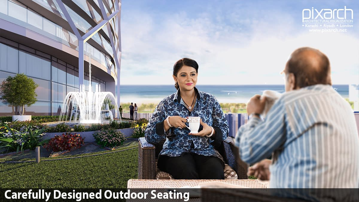 Carefully-Designed-Outdoor-Seating