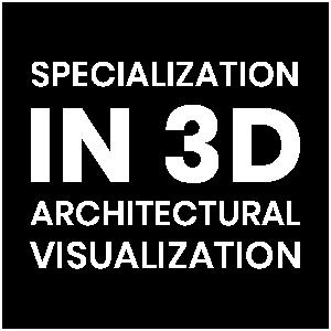 Specialization in 3d