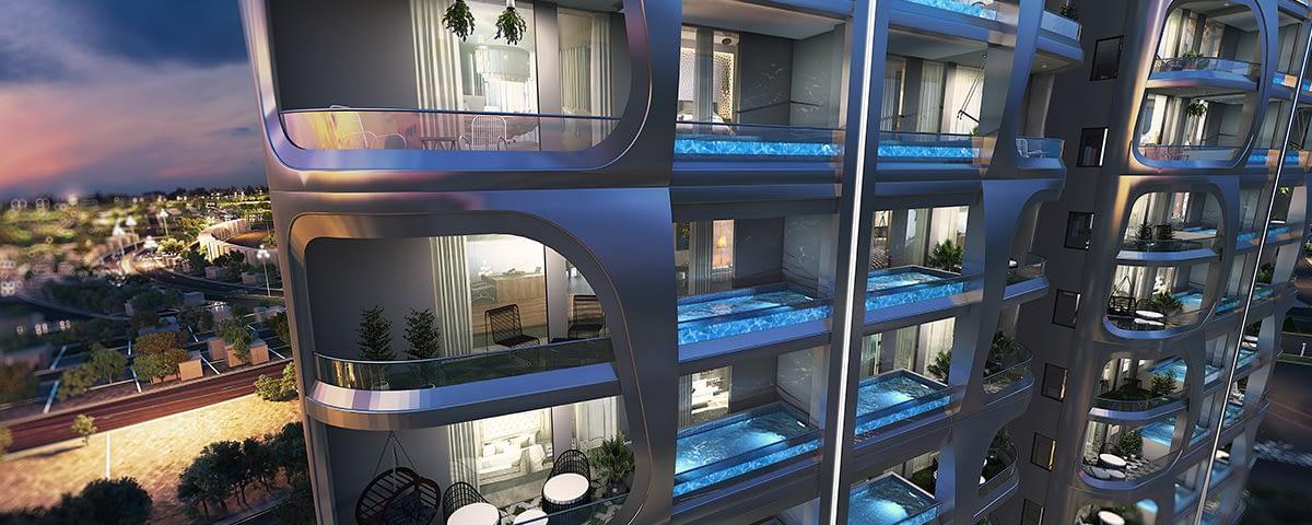 real estate 3d visualization | Pixarch